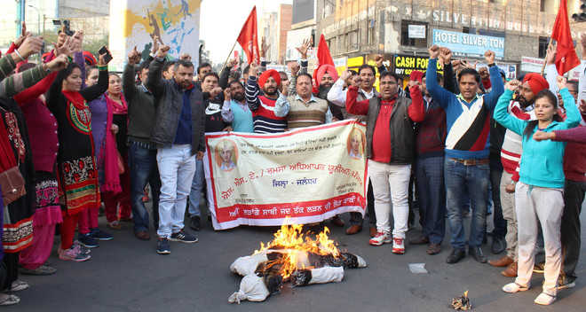Teachers to protest in Patiala on December 2
