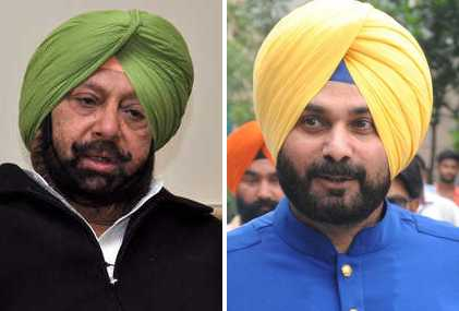 Amarinder declines, Sidhu accepts Pak invite for Kartarpur corridor event