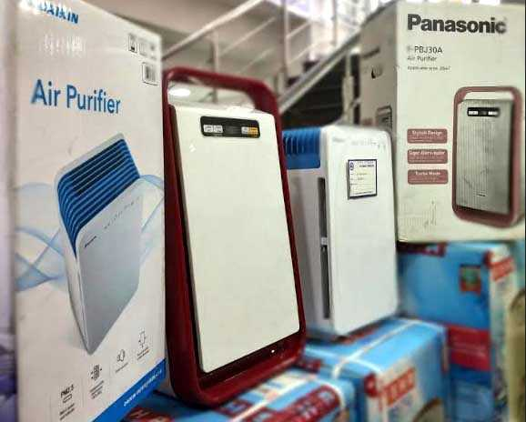 Air purifiers new quick fix to unpleasant reality?