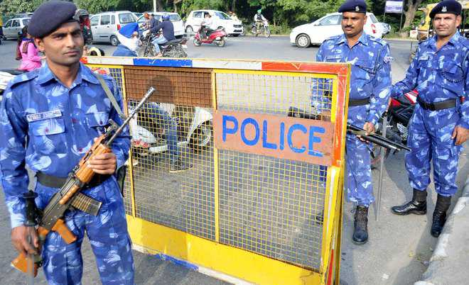 Security up as 2 masked men spotted near temple in Patiala