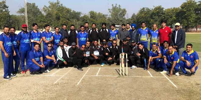 IDA Patiala win cricket tourney