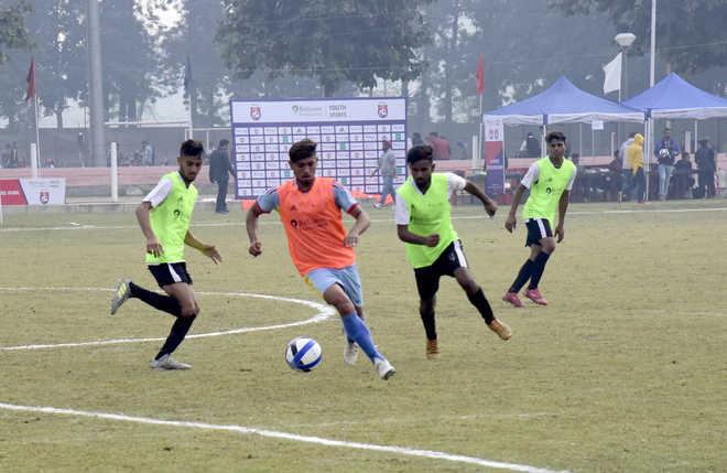 Hosts GHG Khalsa College beat Chandigarh team