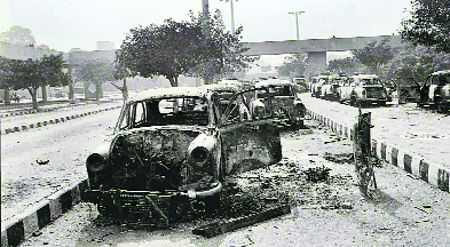 HC upholds conviction of 70 in 1984 riots case