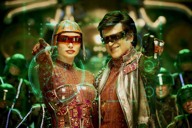 Rajini reloaded, overloaded too