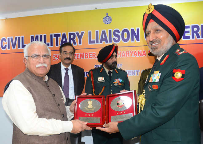 CM: More than 10% Army intake our aim