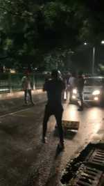 Following brawl on Chandigarh's Sec 17/22 dividing road, youth opens fire