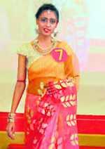 Jammu girl shines at Mumbai beauty contest