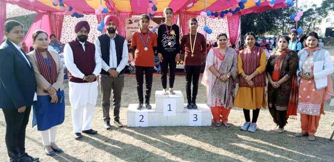 Sports meet: Anu, Birpal adjudged best athletes