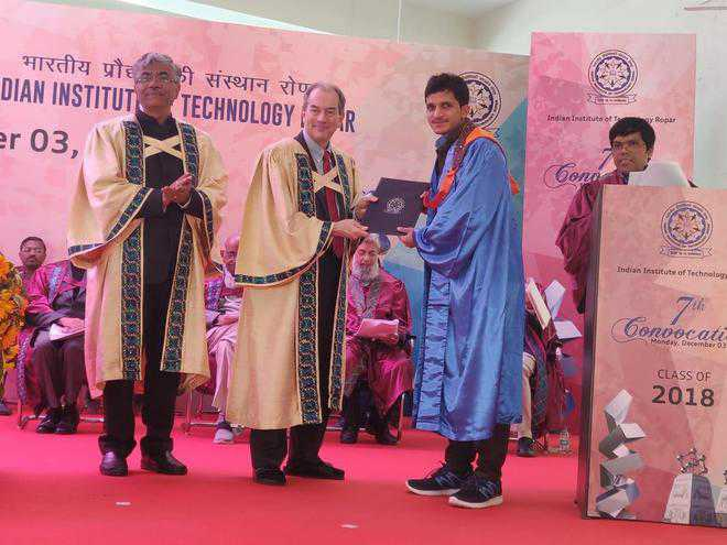 173 get degrees at IIT-Ropar