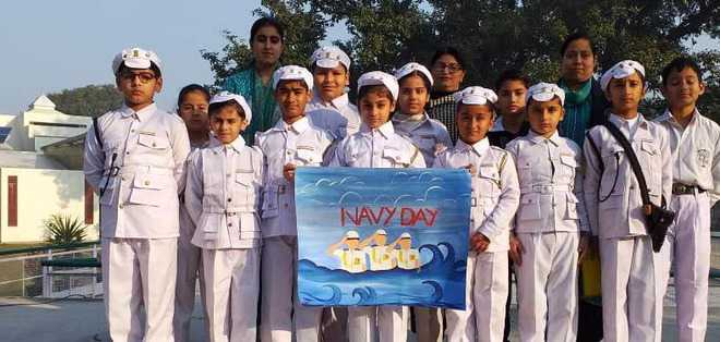 Navy Day celebrated
