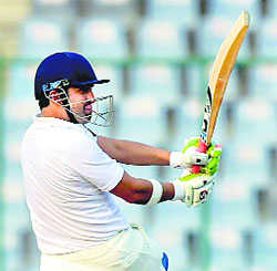 Gritty Gambhir hangs up his boots