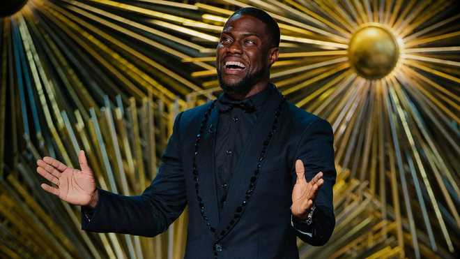 Comedian Kevin Hart to host Oscars 2019