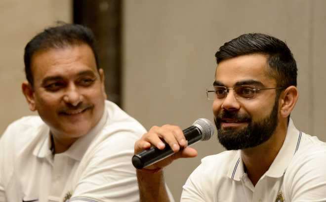'Line won't be crossed' but don't want contest to be mundane, says Kohli