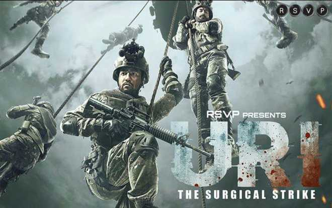 Vicky Kaushal admirable in trailer of 'Uri', based on 2016 surgical strike