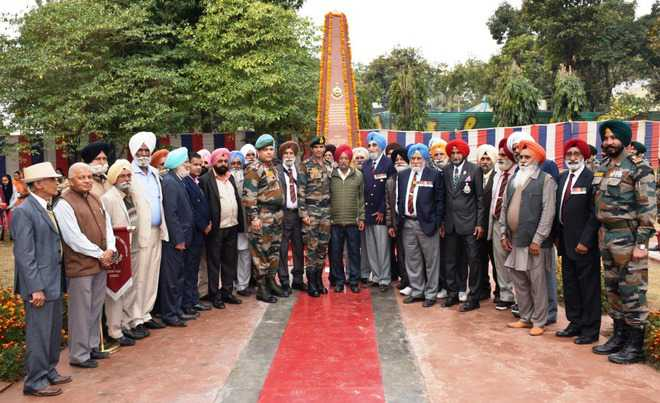 Tributes paid to Chhamb battle heroes