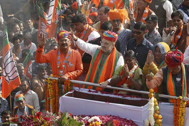 In Rajasthan, rebels may upset BJP, Cong applecart