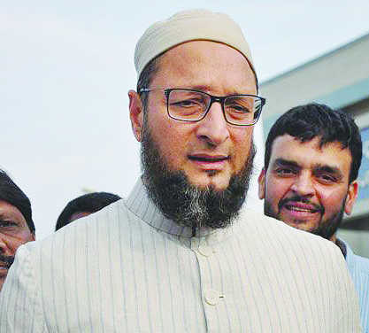 Owaisi: TRS has done a lot for Muslims