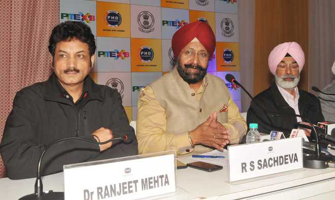 MEA no to Pak bizmen at Amritsar trade exhibition