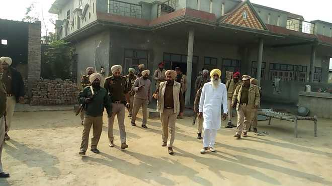 Massive search in Ferozepur after intel on Pak terrorists