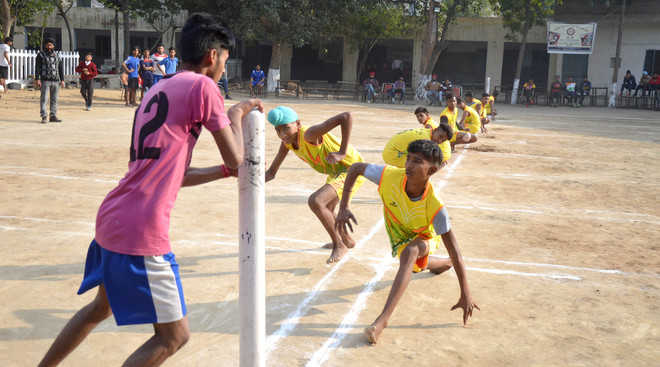 Sangrur girls overpower Ludhiana in cliffhanger