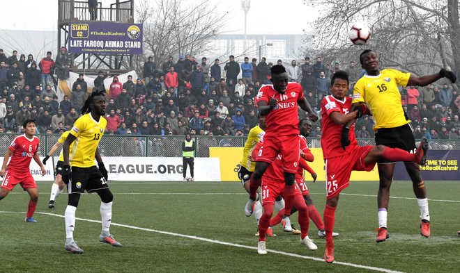 Now, Aizawl get Real shock