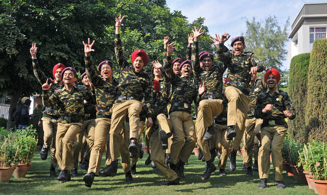 28 students selected for NDA honoured