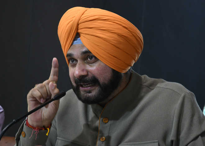 Post gruelling poll campaign, Sidhu almost lost voice; advised rest