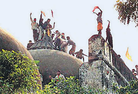 Babri demolition anniversary: Ayodhya seers seek divine intervention for Ram temple
