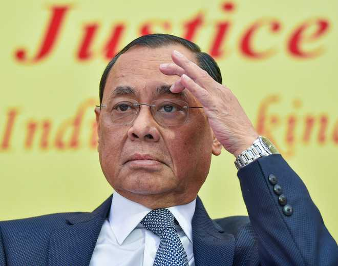 Credibility of judiciary is not determined by newspaper reports: CJ
