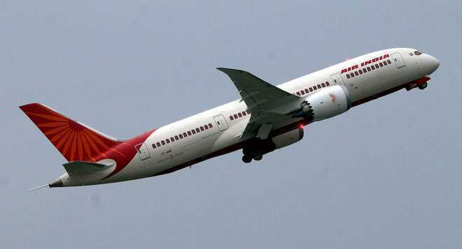 Air India suspends 2 pilots after flight 'descended rapidly' on Oct 20