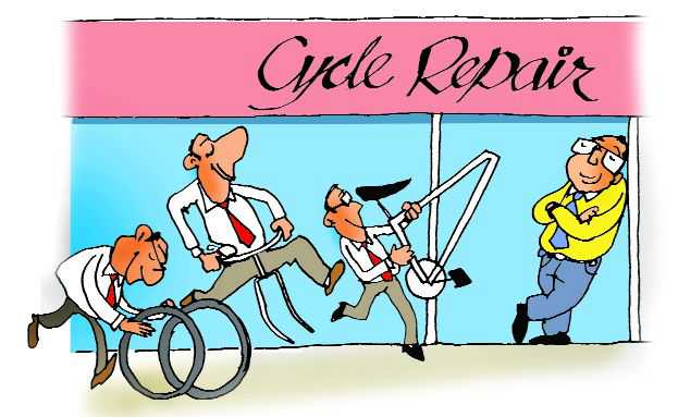 Duty evasion deflating Punjab's bicycle industry