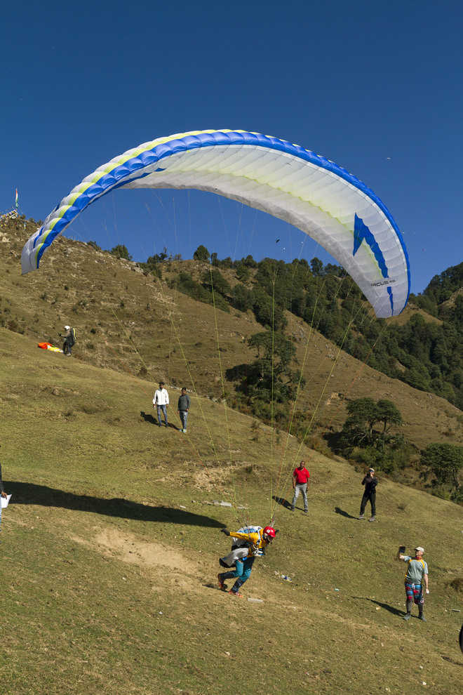 Paragliding accidents at Billing to be probed afresh
