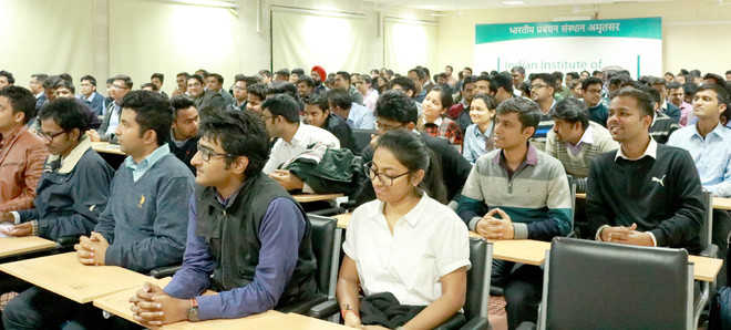 IIM students apprised of GST impact, effects