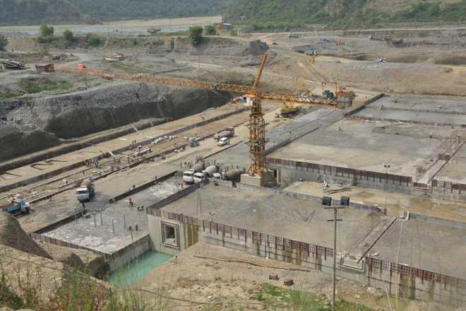 Centre clears decks for Shahpur Kandi Dam