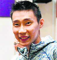 Cancer-hit Lee eyes return, Oly