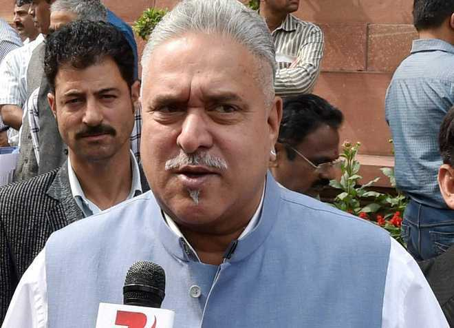 SC notice to ED on Mallya's plea against proceedings to declare him fugitive economic offender