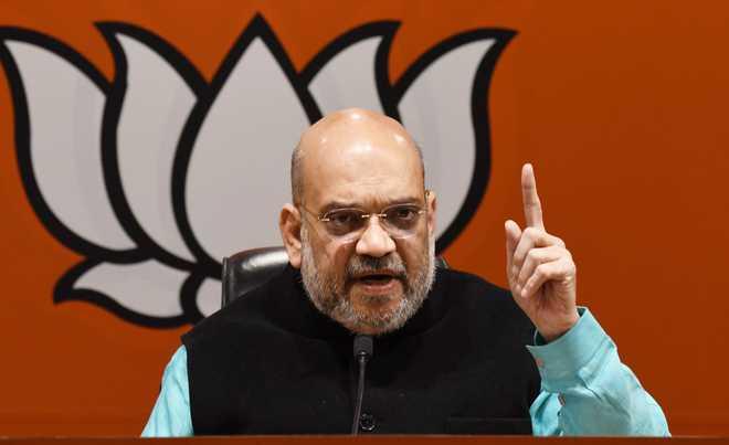 Shah accuses Mamata Banerjee of 'subverting democracy' in WB