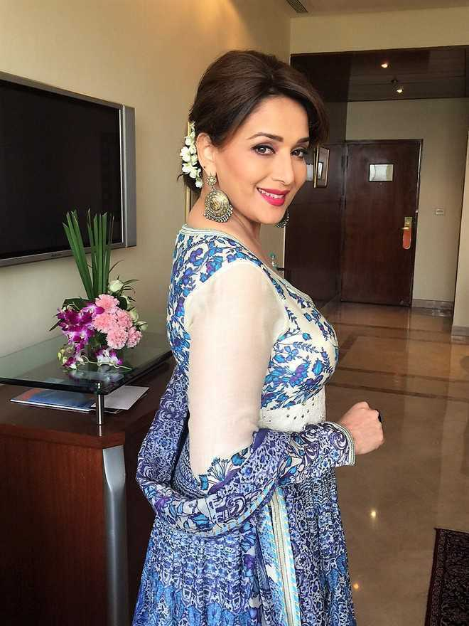 Madhuri Dixit is not planning to fight Lok Sabha elections