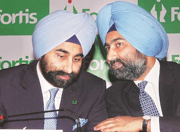 Singh brothers' feud: Malvinder says Shivinder assaulted him