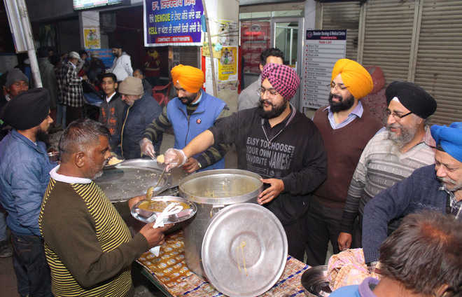 City-based NGO comes to aid of poor, provides meal at Rs10