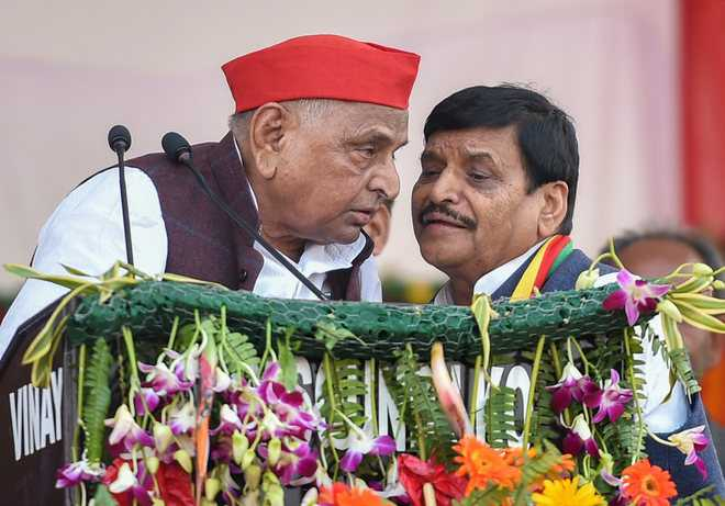 BJP wants to instigate riots for gains: Shivpal