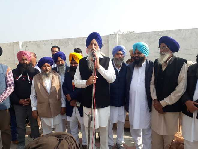 Brahmpura terms apology by Badals 'political gimmick'