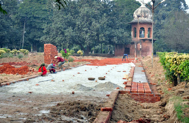 Revival of Chahar Bagh initiated under HRIDAY