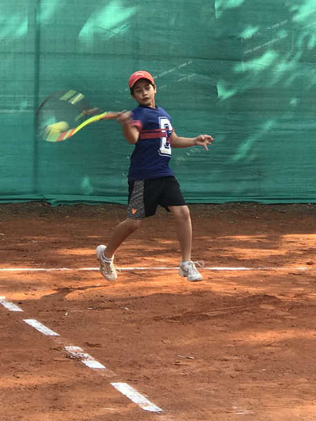 Shrawasti overpowers Sidhak for U-12 title