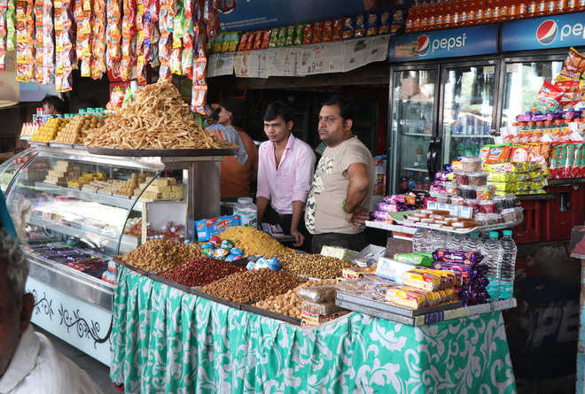 Officials turn a blind eye as vendors sell unhygienic food items