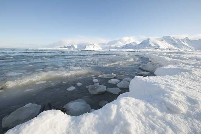 Arctic's record warming driving 'broad change' in environment