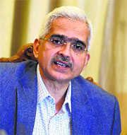 Shaktikanta Das, face of DeMo, named RBI Guv