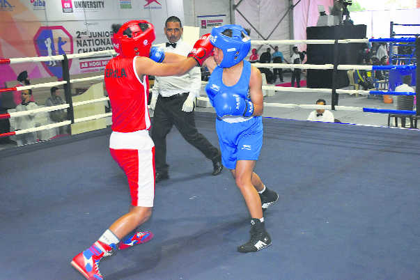 Deepak bows out in a close contest