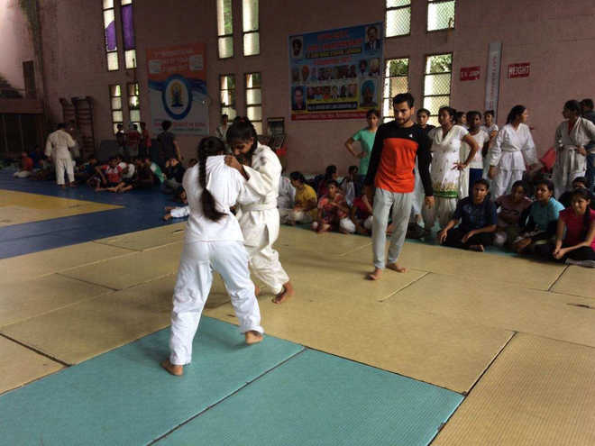 PAU govt school wins handball match