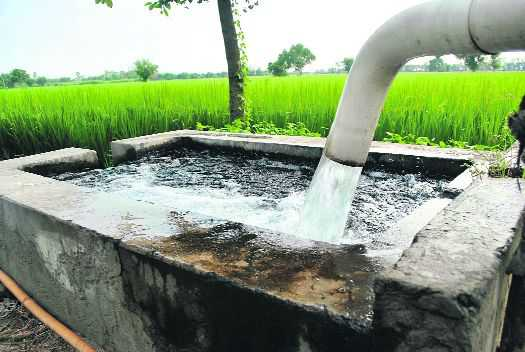 Govt revises guidelines for groundwater extraction